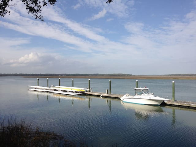 Fabulous waterfront views! - Beaufort - Condominium
