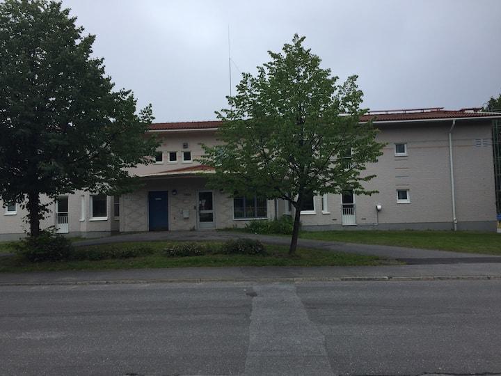 Workershotel, Ursviken