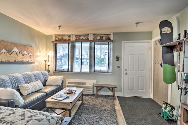 NEW! Ski-In/Ski-Out Condo at Boyne Mountain Resort