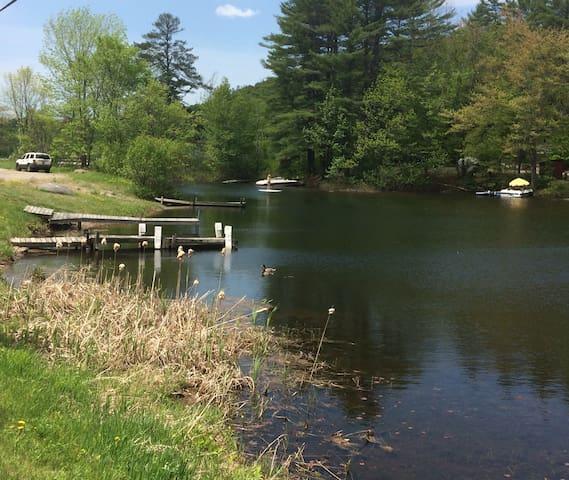 Brant Lake Camp - Brant Lake
