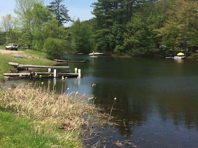 Brant Lake Camp - Brant Lake - Rumah