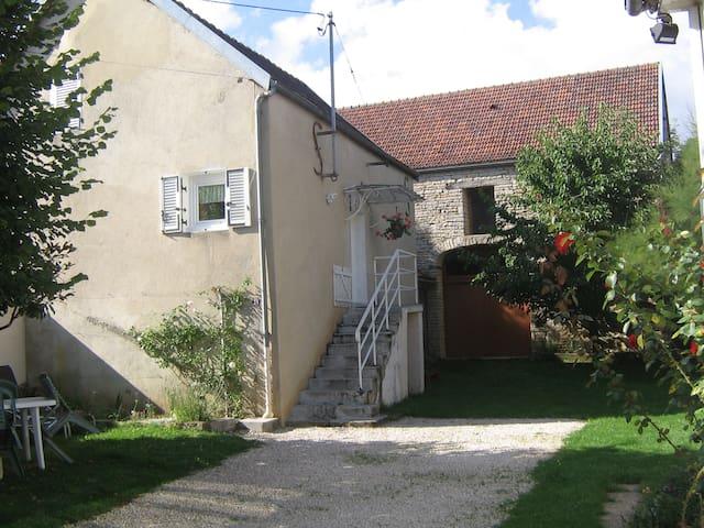 Charmante maison en Bourgogone - Villiers-les-Hauts - House
