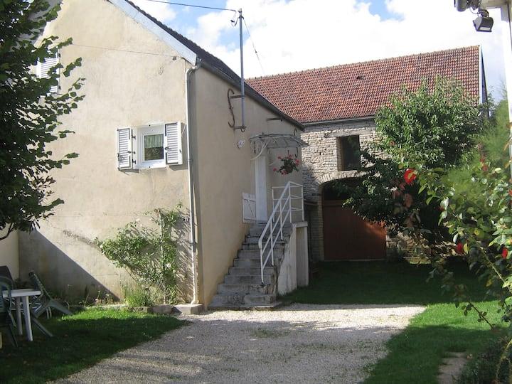 Charmante maison en Bourgogone