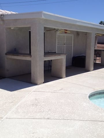 Cozy Private Casita(guesthouse) w/kit+private entr - Lake Havasu City - Other