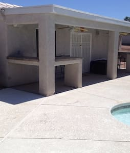 Cozy Private Casita(guesthouse) w/kit+private entr - Lake Havasu City - Outros