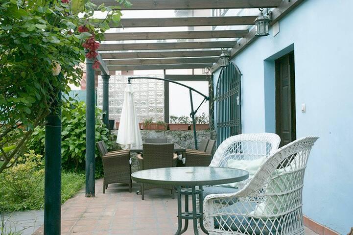 Encantadora casa de pueblo S. XIX - Celorio - Casa
