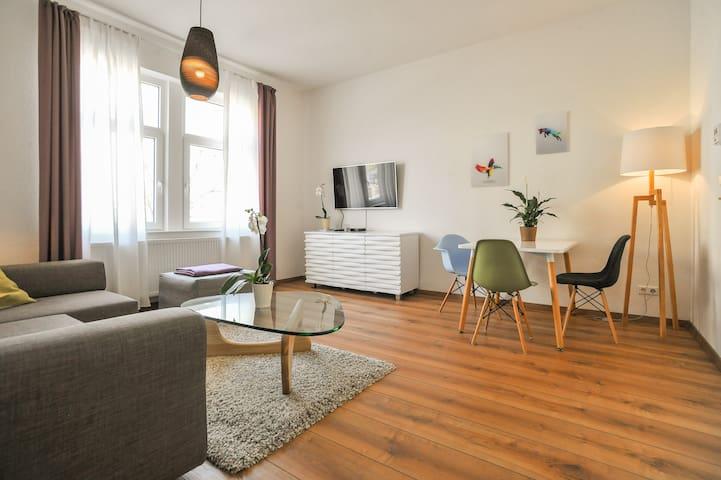 Berner´s apartment 1. floor