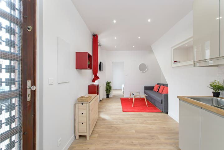★★Ideal for 4 people 5 minutes from Paris★★