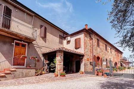 B&B Il Pozzo - Gelsomino bedroom - Sinalunga - Bed & Breakfast