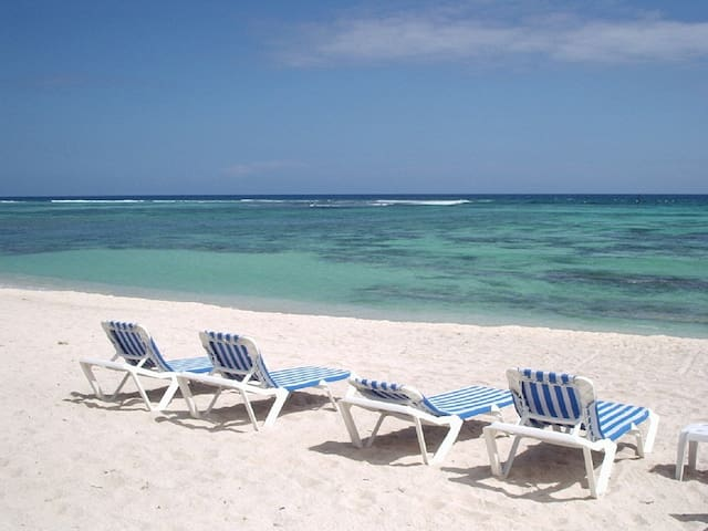 All beachfront luxury condo Cayman - East End - Wohnung