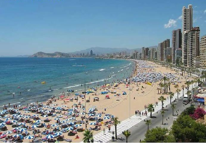 Apto en Playa de San Juan -Alicante - Alacant - Apartment