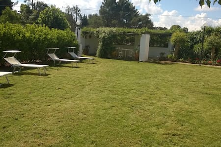 Ancient country house whit pool - OSTUNI