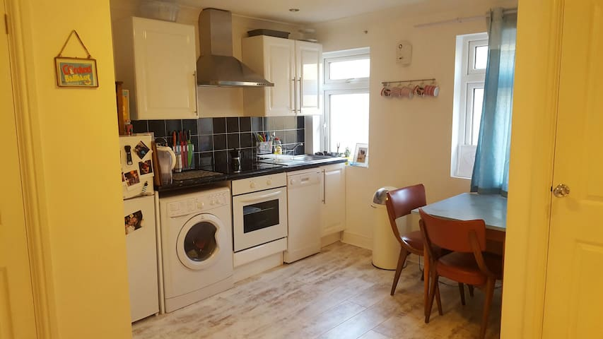 Cosy new apartment in South East london - London - Flat