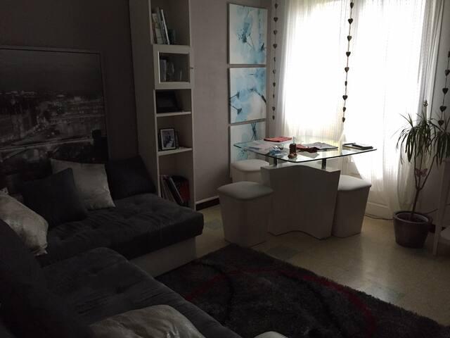 Canapé-lit Toulon Plages Mourillon Petit Bois - Toulon - Huoneisto