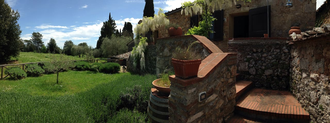 Relax & wine in an ancient farm - Sovicille