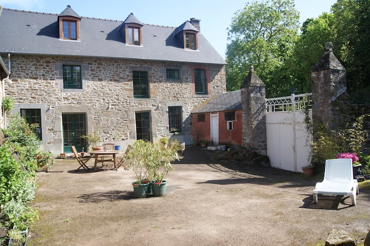 Guest House near St Malo.