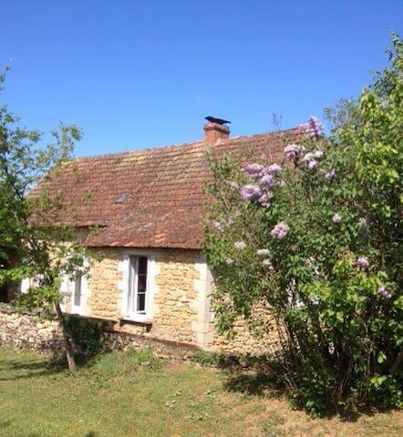 Maison de charme dans le Lot - Les Quatre-Routes-du-Lot - Hus