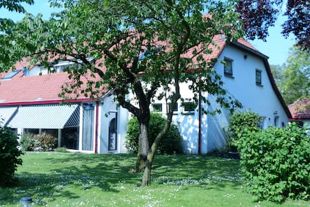 Verbouwde boerderij aan rand Bemmel - Bemmel