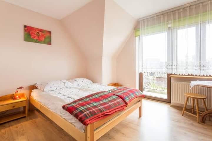 Pokój/Room nr 4 w Czorsztynie