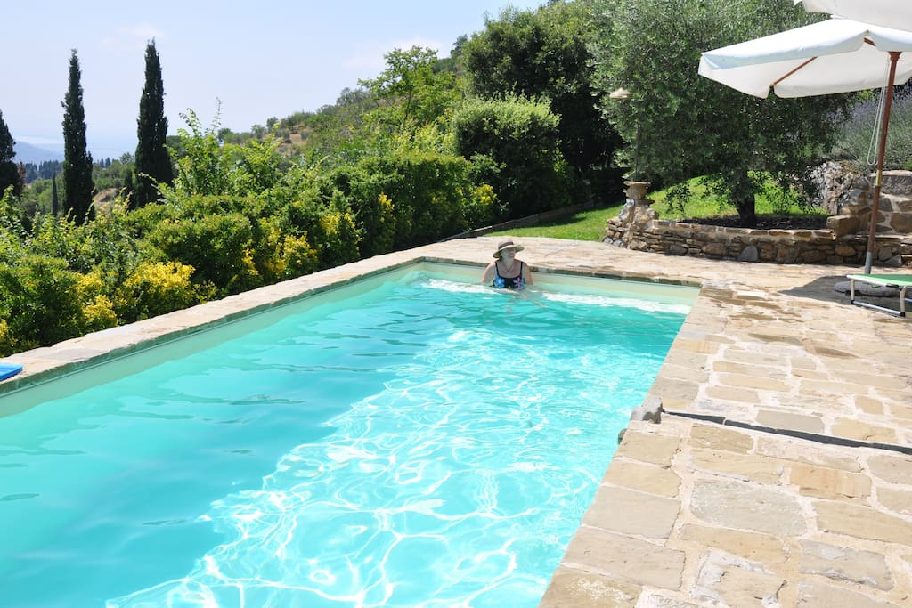 Private Villas In Tuscany For Rent With Pool