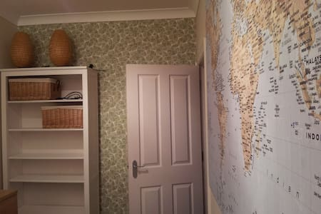 Centrally  located apartment /room