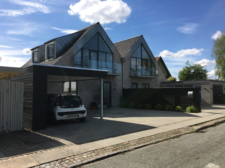 Townhouse from 2017 near the Amager Beach park