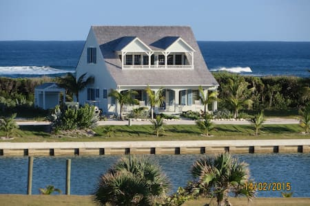 Crosswinds Cottage - Schooner Bay