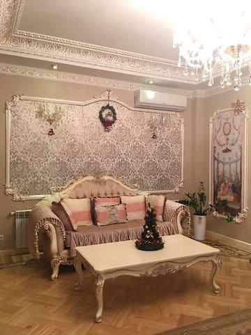 Elit Aparment in Bishkek - Bishkek - Apartament