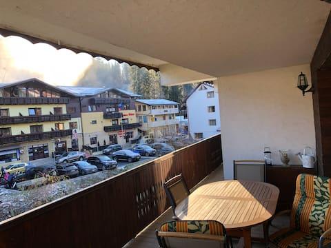 Apartament lux Predeal la Clabucet+terasa