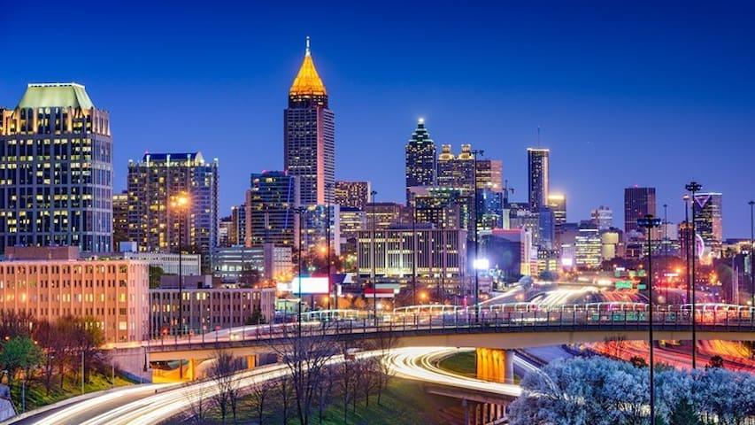 Exquisite Place in Atlanta