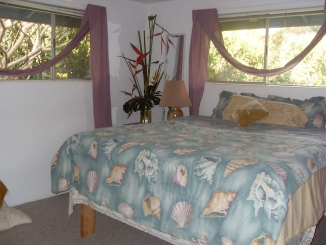 VEGETARIAN,PRIVATE MASTER BED& BATH - Makawao