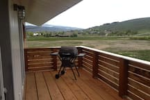Private Deck w/BBQ