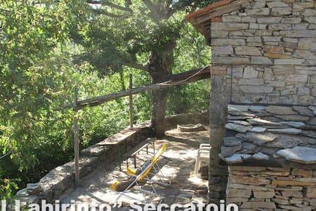 """""""il Labirinto""""- Seccatoio - Montieri (GR) - Apartmen"""