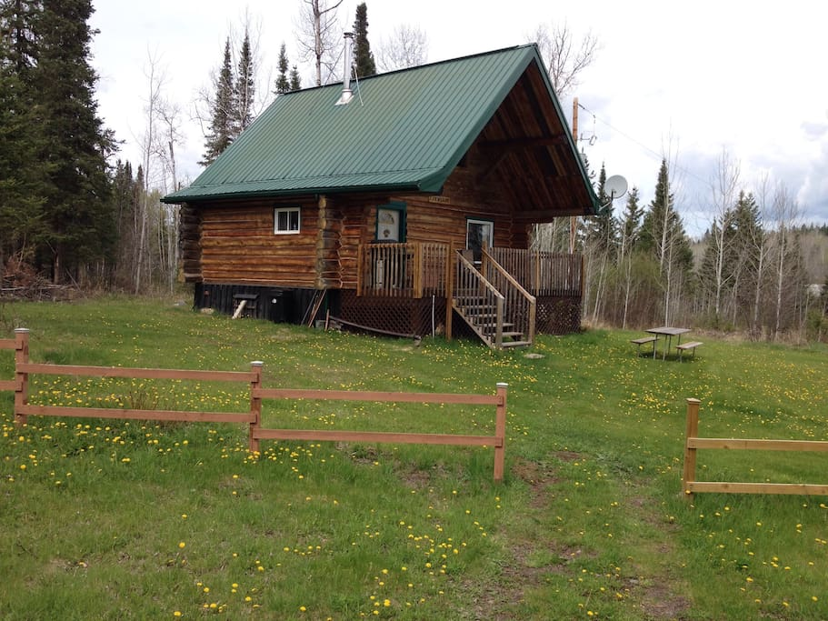Log Cabin Near Thunder Bay Ontario Cabins For Rent In