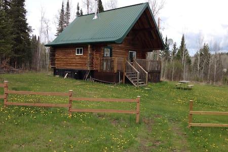 Log cabin - Sunshine - 小木屋
