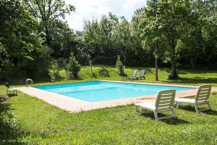 Villa Coltifredi - Sangiovese - San Casciano in Val di pesa - Lejlighed