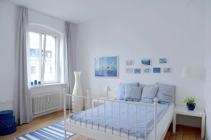 Kreuzberg, Gästezimmer, zentral für 2 Personen