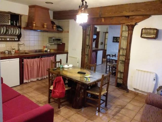 Casa rural con jacuzzi y sauna. Grazalema (Cádiz) - Grazalema - Casa