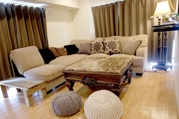 Awesome beach side apartment in Araha!