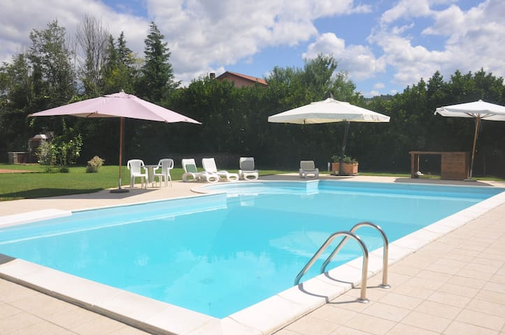 Relax and comfort close to Caserta - Alvignano - Villa