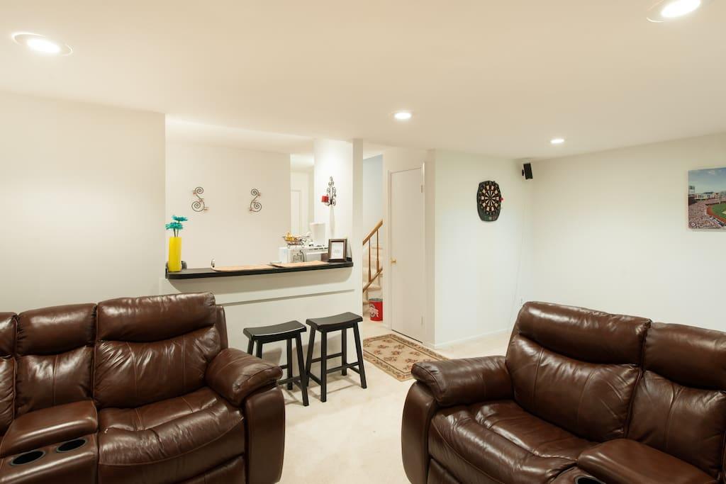 Spacious Basement Apartment Apartments For Rent In Fairfax Virginia United States