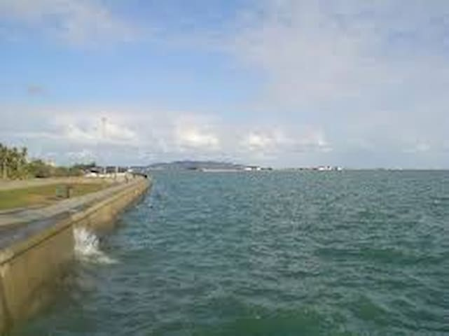 Double room by sea,close to centre - Clontarf - Apartamento