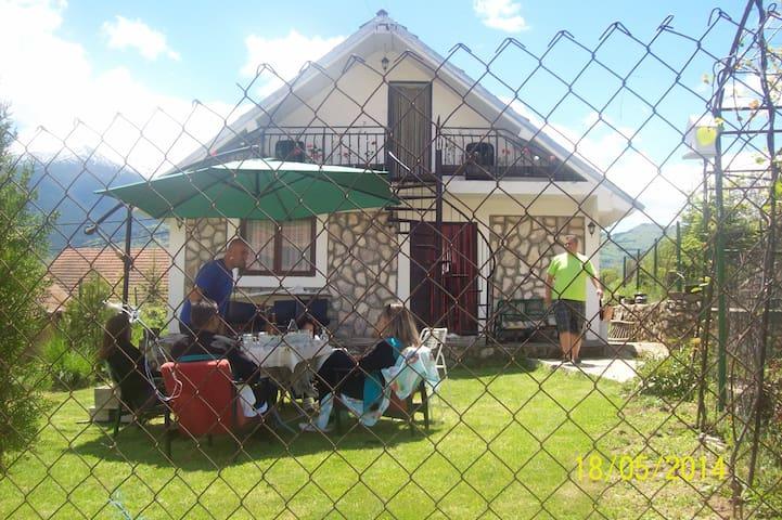 Villa Gulab - Gorno Srpci - Villa