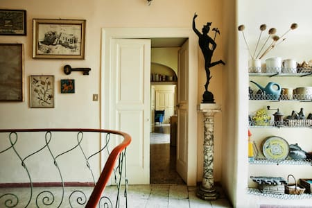 Quiet elegant flat in central area - Naples - Apartment