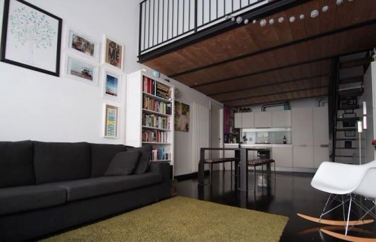 SvevHaus - charming loft in Milano - Milán - Loft