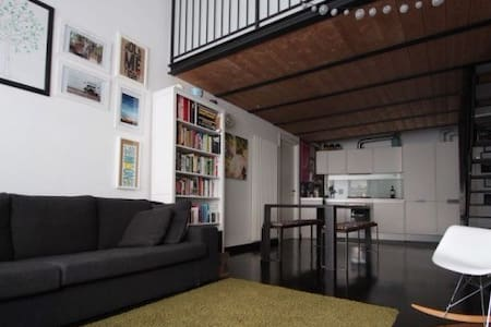 SvevHaus - charming loft in Milano - Milán