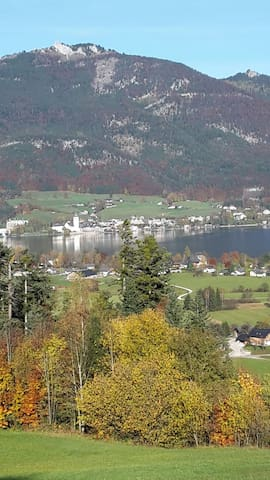 Wolfgangsee ...fab holiday location