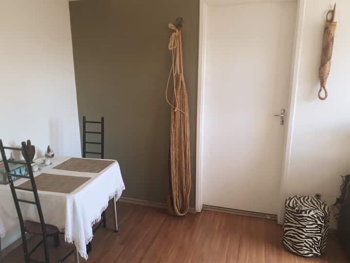 Apartamento inteiro no Tatuapé