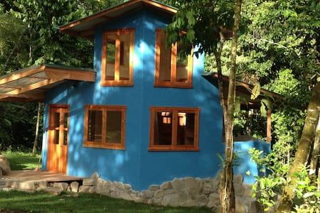 Casa Shangri La on the Rio Chirripo