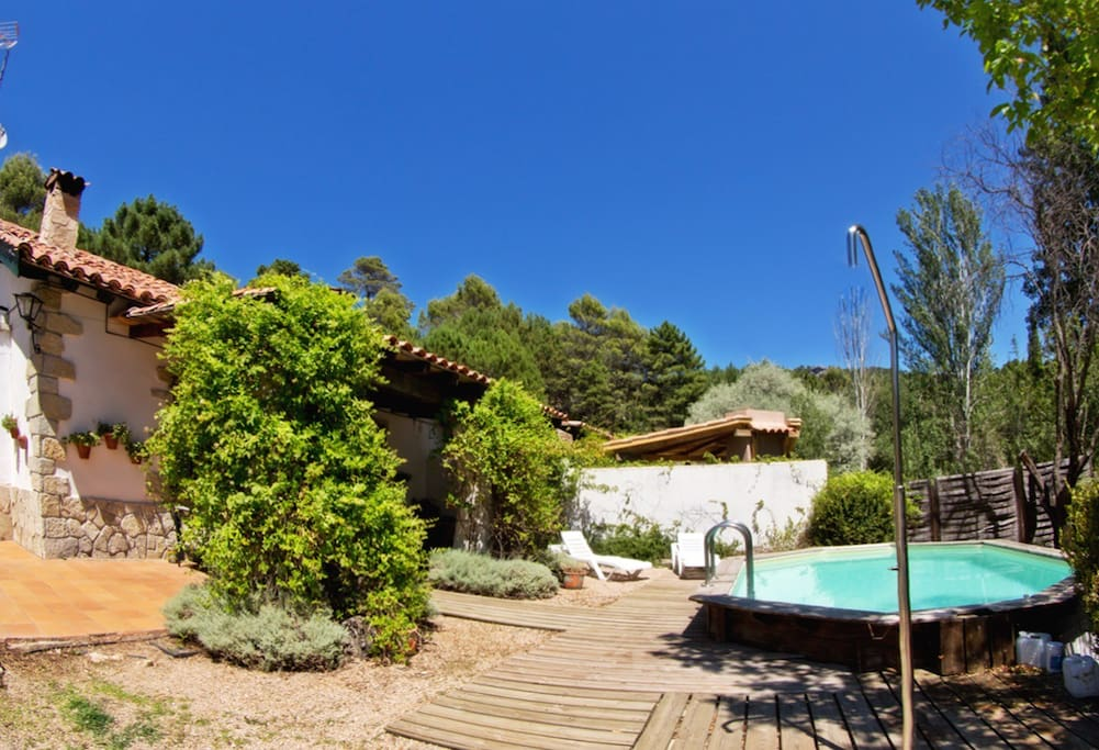 Casa rural del guarda en cazorla houses for rent in cazorla andaluc a spain - Casa rural spain ...